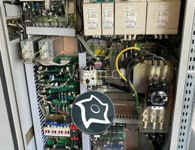 Токарно-фрезерный станок с ЧПУ Mori Seiki CL 2000 BM