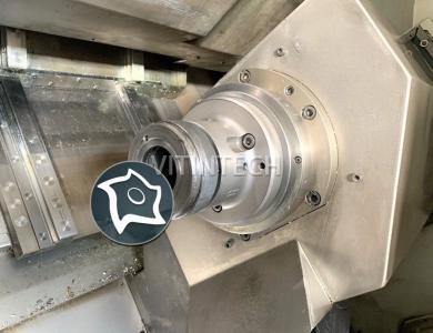 Токарно-фрезерный станок с ЧПУ с Y-осью DMG Gildemeister CTX 420 Linear V6