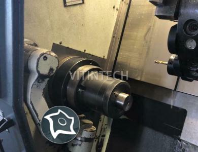 Токарно-фрезерный станок с ЧПУ SPINNER TC 52 MC