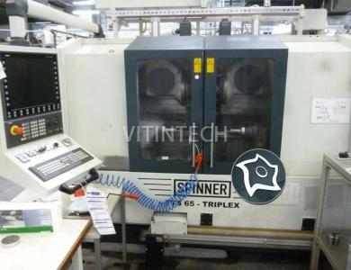 Токарно-фрезерный станок с ЧПУ Spinner TTS 65 Triplex