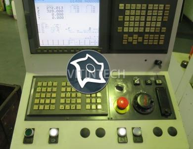Токарно-фрезерный станок с осями С и Y SPINNER TC 77 MCY