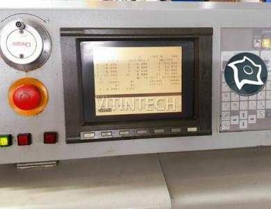 Токарный автомат продольного точения с ЧПУ Citizen B12