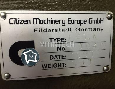 Токарный автомат продольного точения с ЧПУ Citizen Cincom L-16