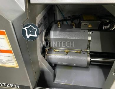 Токарный автомат продольного точения с ЧПУ Citizen K 12-VII