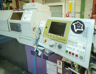 Токарный автомат продольного точения с ЧПУ CITIZEN L5 20