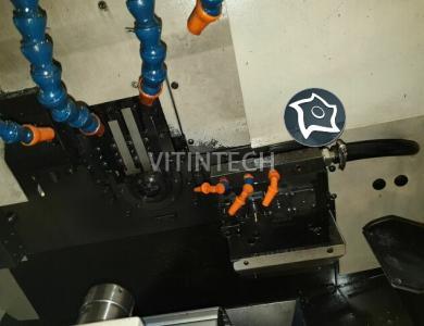 Токарный автомат продольного точения с ЧПУ Maier ML26C2