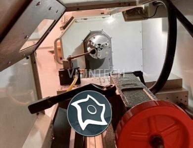 Токарный цикличный станок HAAS TL 2