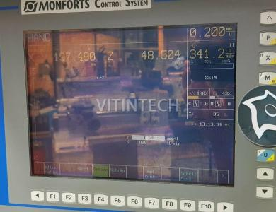 Токарный цикличный станок MONFORTS KNC 5-1500