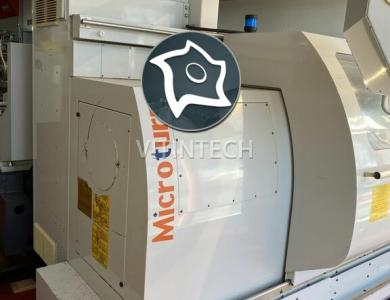 Токарный цикличный станок с ЧПУ MICROTURN Challenger BNC 1840