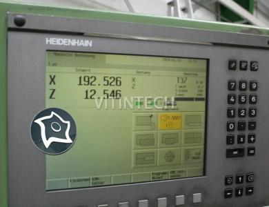 Токарный цикличный станок SEIGER SLZ 400 E
