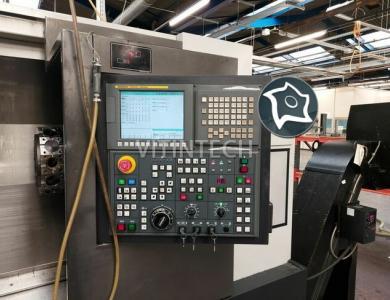 Токарный обрабатывающий центр с осью Y и ЧПУ Doosan Puma 2600Y