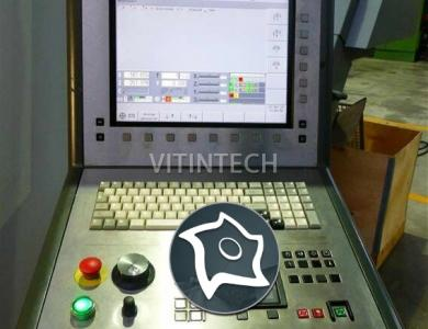 Токарный обрабатывающий центр с осью Y и ЧПУ GILDEMEISTER CTX 320 linear V6