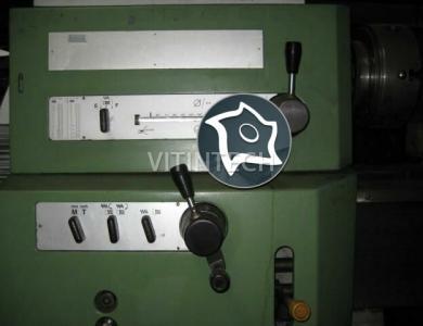 Токарный станок цикличный с ЧПУ VDF Böhriinger DUS 630