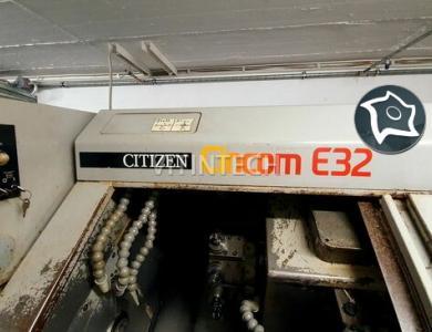 Токарный станок продольного точения с ЧПУ Citizen E 32