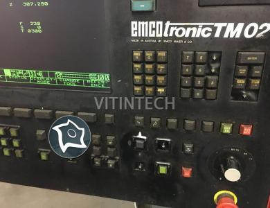 Токарный станок с ЧПУ EMCO EMCOTURN 242