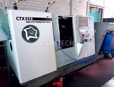 Токарный станок с ЧПУ GILDEMEISTER CTX 310 V1