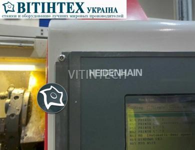 Токарный станок с ЧПУ Gildemeister CTX 500 E