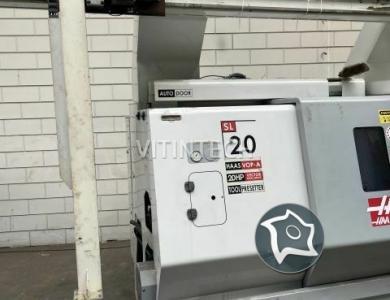 Токарный станок с ЧПУ HAAS SL 20