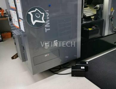 Токарный станок с ЧПУ Hurco TM 10i