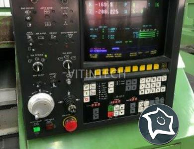Токарный станок с ЧПУ Mazak Quick Turn 10N