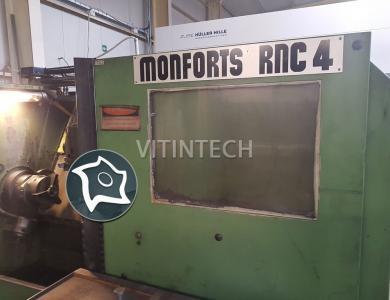 Токарный станок с ЧПУ MONFORTS RNC 4