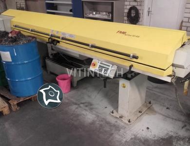 Токарный станок с ЧПУ с приводными инструментами Okuma LR-10M