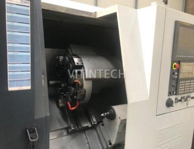 Токарный станок с С-осью ЧПУ Spinner TC 600-65 MC