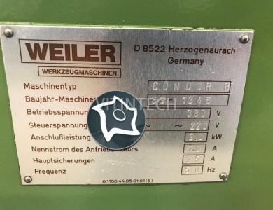 Токарный станок Weiler Condor B