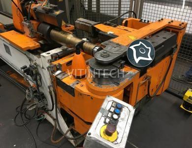 Трубогиб с ЧПУ LANG 40 CNC-EMR