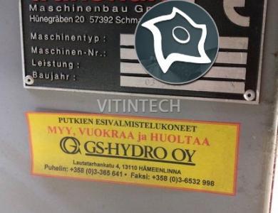 Трубогиб с ЧПУ Transfluid DB 642 CNC
