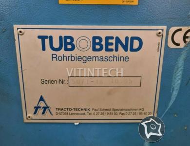 Трубогиб TRACTO-TECHNIK TUBOBEND 48