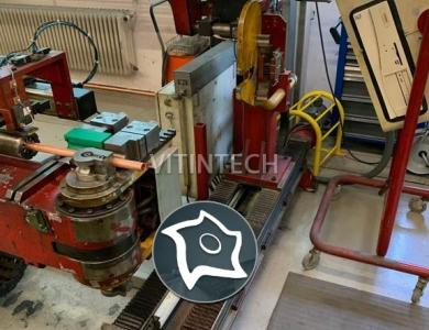 Трубогибочный станок MEWAG RB 32 CNC QUINTO