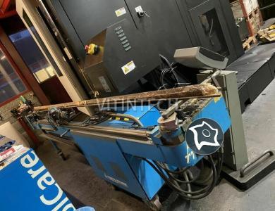 Трубогибочный станок TRACTO-TECHNIK TUBOBEND 30