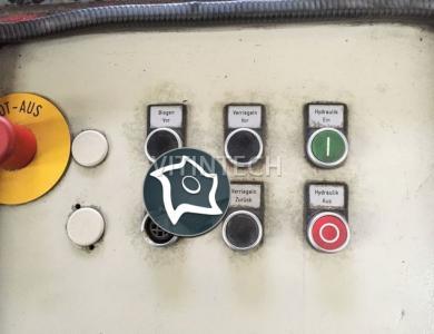 Трубогибочный станок Transfluid DB 642