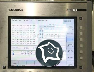 Универсально-фрезерный обрабатывающий центр DMG DECKEL MAHO DMU 60 monoBlock