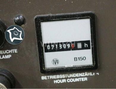 Универсально-фрезерный обрабатывающий центр MAHO MH 700 S