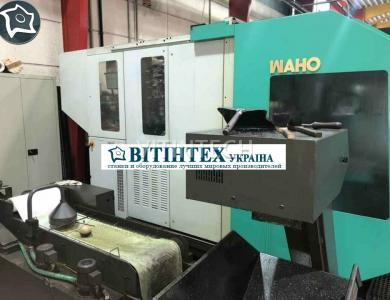 Универсально-фрезерный обрабатывающий центр с ЧПУ Maho MH 700 S