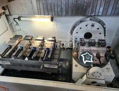 Универсально-фрезерный обрабатывающий центр с ЧПУ Spinner U 1530