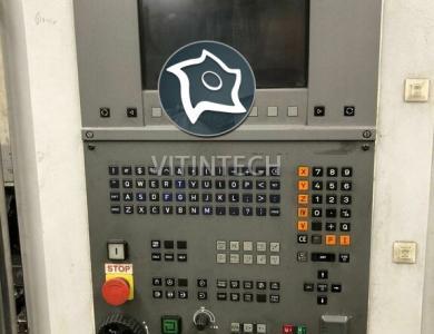 Универсально-фрезерный станок с ЧПУ Bridgeport VMC 600 XP