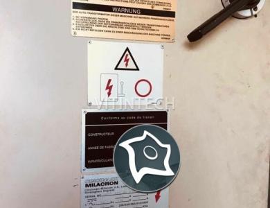 Универсально-фрезерный станок с ЧПУ CINCINNATI MILACRON sabre 1000