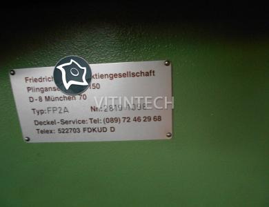 Универсально-фрезерный станок с ЧПУ Deckel FP 2A