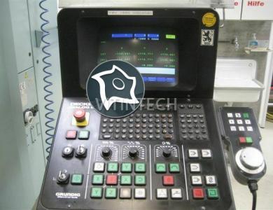 Универсально-фрезерный станок с ЧПУ DECKEL FP 3-50