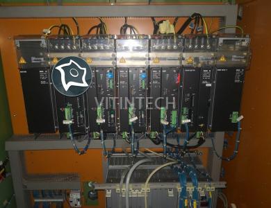 Универсально-фрезерный станок с ЧПУ DECKEL FP 3 NC