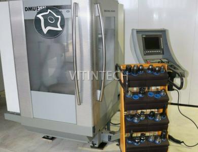 Универсально-фрезерный станок с ЧПУ Deckel Maho DMU 35 M
