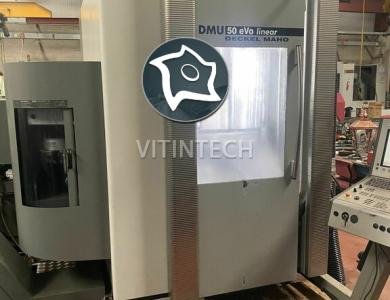 Универсально-фрезерный станок с ЧПУ Deckel Maho DMU 50 EVO LINEAR