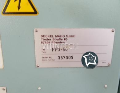 Универсально-фрезерный станок с ЧПУ Deckel Maho FP 3-50