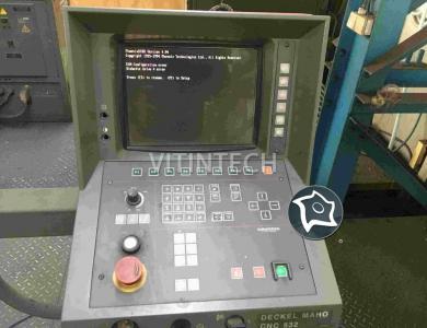 Универсально-фрезерный станок с ЧПУ DECKEL MAHO MC 800 H