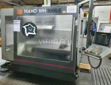 Универсально-фрезерный станок с ЧПУ MAHO MH 1000 E