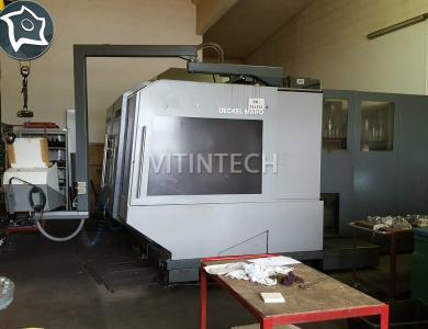 Универсально-фрезерный станок с ЧПУ MAHO MH 1600 C