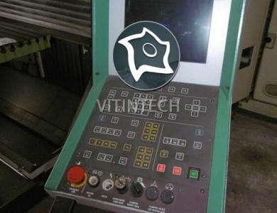 Универсально-фрезерный станок с ЧПУ MAHO MH 600 C